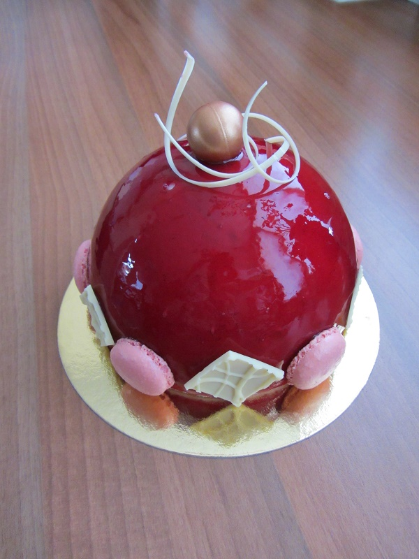 Fruit bombe