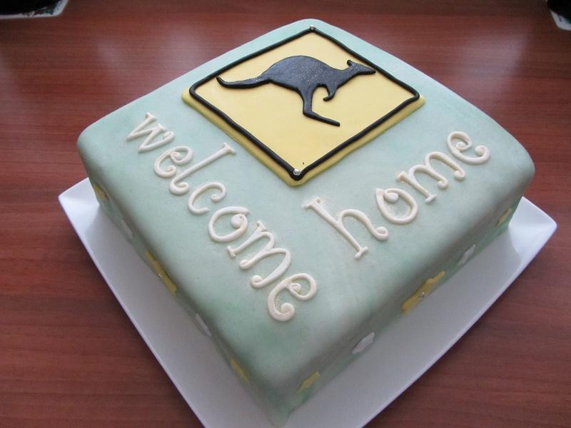 Australie welkom thuis