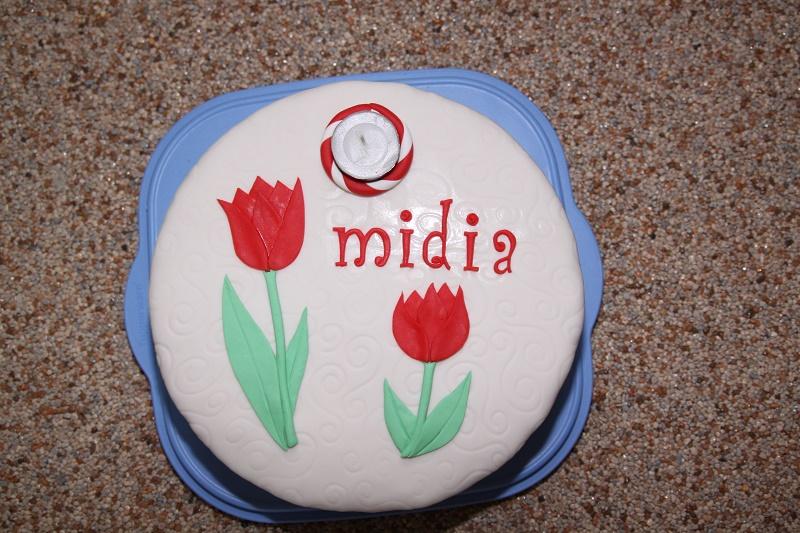 Tulpen taart